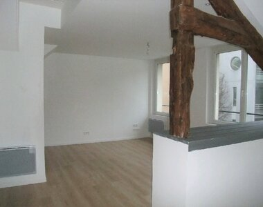 Location Appartement 3 pièces 50m² Bolbec (76210) - photo