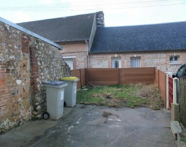 Location Maison 2 pièces 40m² Bolbec (76210) - photo