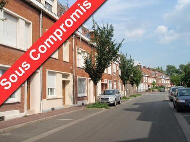 Vente Maison 5 pièces 100m² Douai (59500) - photo