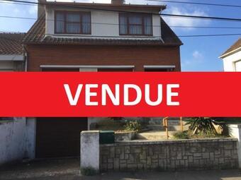 Vente Maison 5 pièces 107m² Bruay-la-Buissière (62700) - photo