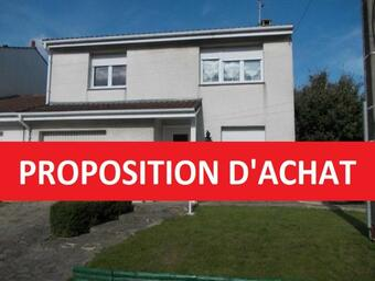 Vente Maison 4 pièces 92m² Béthune (62400) - photo