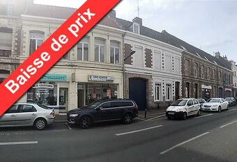 Vente Immeuble 220m² Douai (59500) - photo