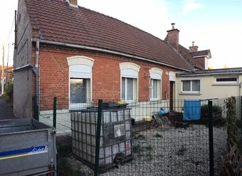 Vente Maison 3 pièces 60m² Brebières (62117) - photo