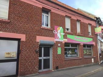 Location Fonds de commerce 80m² Haillicourt (62940) - photo