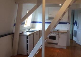 Location Appartement 1 pièce 27m² Béthune (62400) - photo