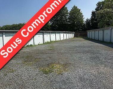 Vente Garage 1 081m² DOUAI - photo
