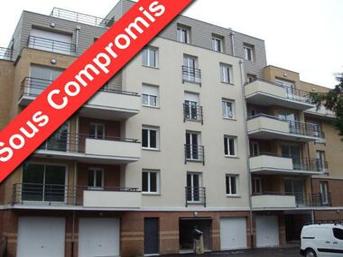 Vente Appartement 2 pièces 45m² Douai (59500) - photo