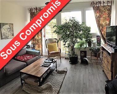 Vente Appartement 3 pièces 71m² Douai (59500) - photo