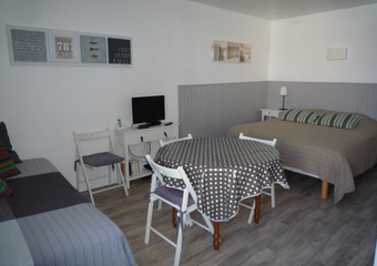 Vente Appartement 1 pièce 25m² La Flotte (17630) - photo