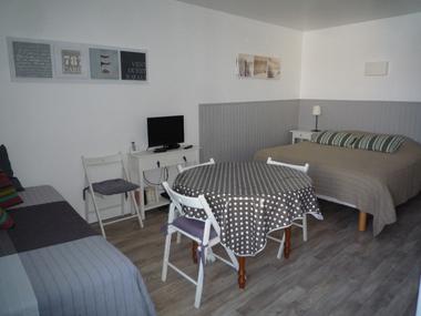 Vente Appartement 1 pièce 25m² La Flotte (17630) - photo