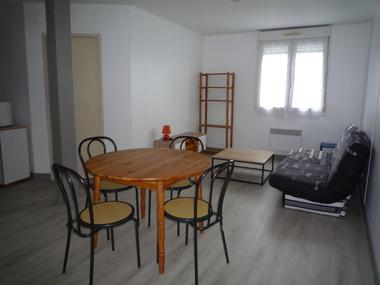 Vente Appartement 3 pièces 50m² La Rochelle (17000) - photo