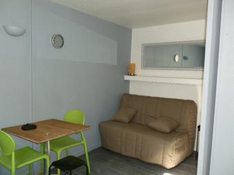 Location Appartement 1 pièce 17m² La Rochelle (17000) - photo