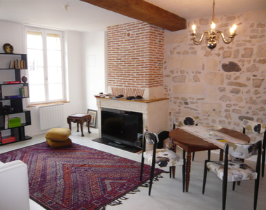 Location Appartement 2 pièces 63m² La Rochelle (17000) - photo