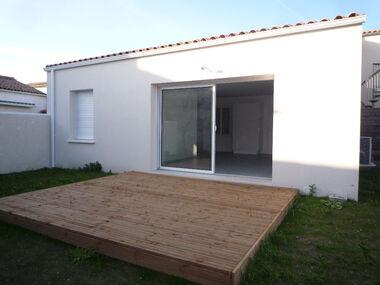 Location Maison 3 pièces 84m² La Rochelle (17000) - photo