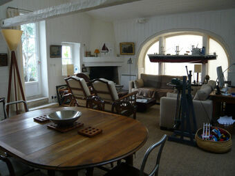 Vente Maison 7 pièces 146m² La Flotte (17630) - photo