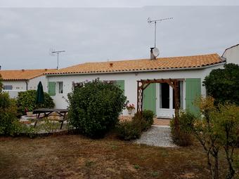 Vente Maison 4 pièces 79m² La Flotte (17630) - photo