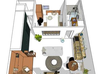 Vente Appartement 2 pièces 46m² LA ROCHELLE - photo