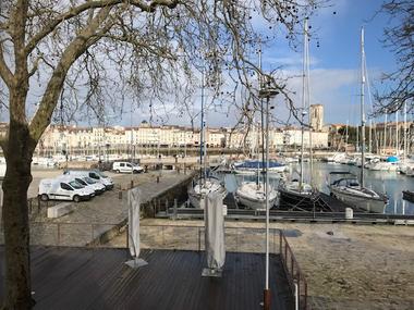 Vente Appartement 2 pièces 46m² La Rochelle (17000) - photo