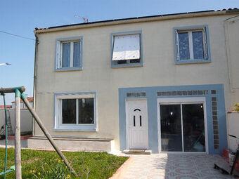 Vente Maison 6 pièces 93m² La Rochelle (17000) - photo