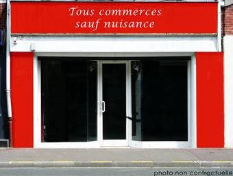 Location Fonds de commerce 1 pièce 78m² Ferrières (17170) - photo