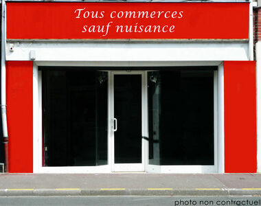 Vente Fonds de commerce 34m² AYTRE - photo