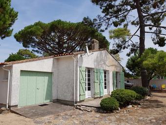 Vente Maison 3 pièces 58m² La Couarde-sur-Mer (17670) - photo