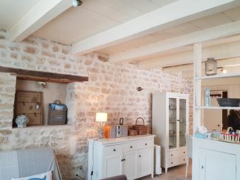 Vente Maison 3 pièces 59m² Sainte-Marie-de-Ré (17740) - photo