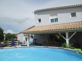 Location Maison 5 pièces 122m² Nieul-sur-Mer (17137) - photo
