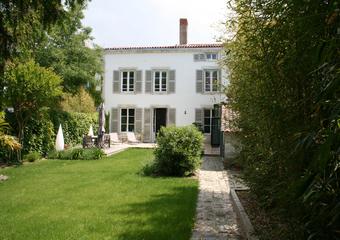 Vente Maison 8 pièces 275m² LA ROCHELLE - photo