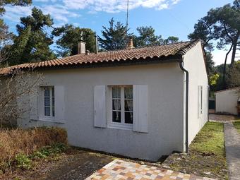Vente Maison 3 pièces 57m² Rivedoux-Plage (17940) - photo
