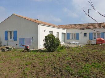 Vente Maison 6 pièces 136m² Charron (17230) - photo