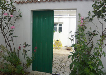 Vente Maison 3 pièces 58m² LA FLOTTE - photo