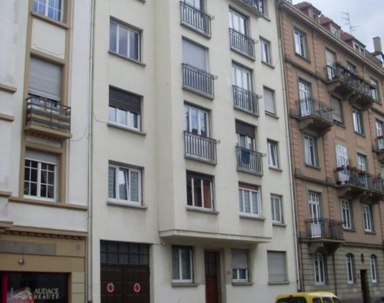 Location Appartement 1 pièce 16m² Strasbourg (67000) - photo