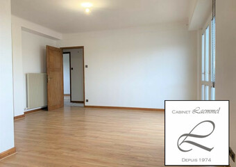 Vente Appartement 3 pièces 71m² Lingolsheim - Photo 1