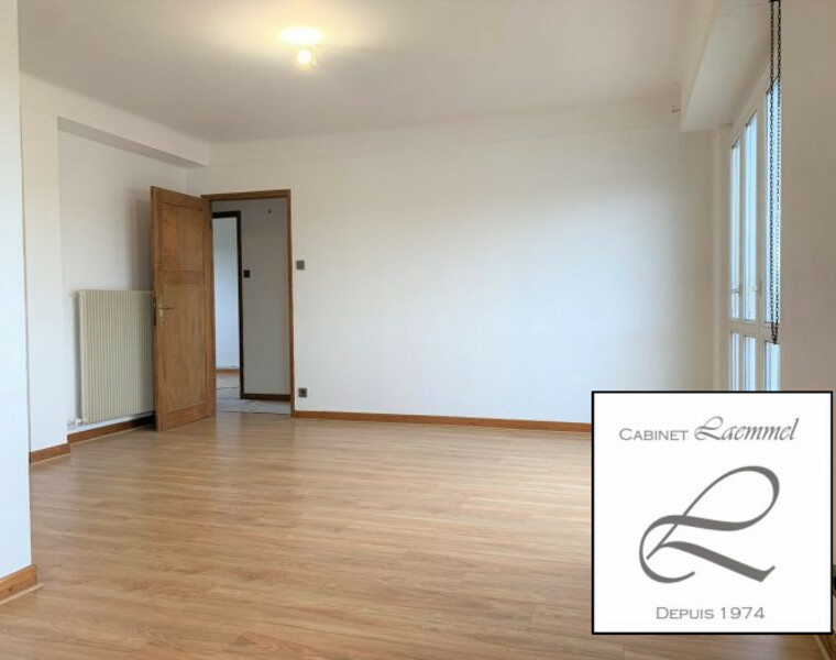 Vente Appartement 3 pièces 71m² Lingolsheim - photo