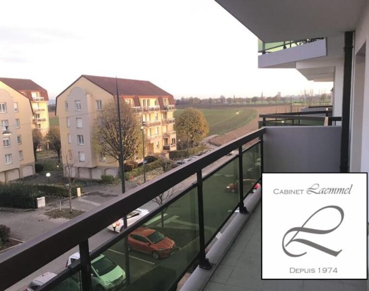 Location Appartement 2 pièces 52m² Souffelweyersheim (67460) - photo