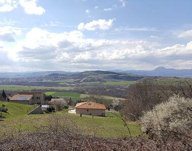 Vente Terrain 1 040m² Mezel (63115) - photo