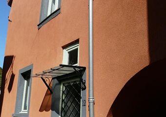 Vente Maison 4 pièces 78m² ROYAT - photo