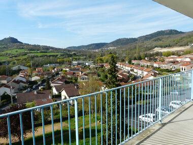 Location Appartement 3 pièces 69m² Beaumont (63110) - photo