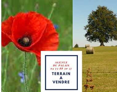 Vente Terrain 3 300m² Saint-Ours (63230) - photo