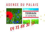 Vente Terrain 1 038m² Saint-Pierre-le-Chastel (63230) - Photo 1