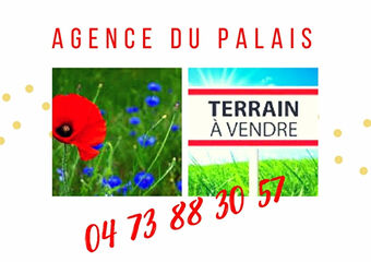 Vente Terrain 1 038m² Saint-Pierre-le-Chastel (63230) - Photo 1