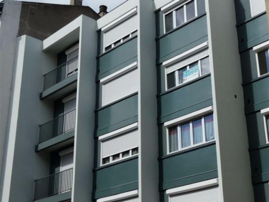 location appartement 1 pi ce clermont ferrand 63000 425173. Black Bedroom Furniture Sets. Home Design Ideas