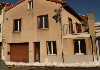 Location Maison 4 pièces 74m² Pontgibaud (63230) - photo