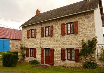 Vente Maison 6 pièces 130m² Saint-Avit (63380) - photo