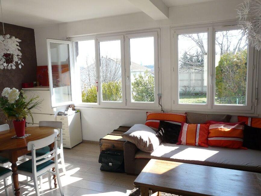vente appartement 3 pi ces clermont ferrand 63000 88442. Black Bedroom Furniture Sets. Home Design Ideas