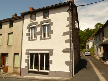 Vente Maison 5 pièces 90m² Pontaumur (63380) - photo