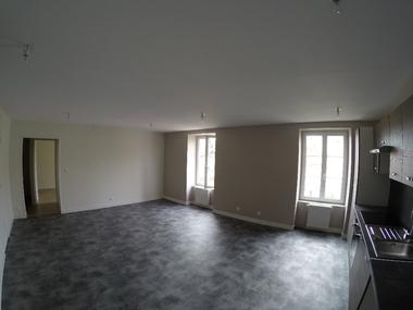 Location Appartement 2 pièces 58m² Cournon-d'Auvergne (63800) - photo