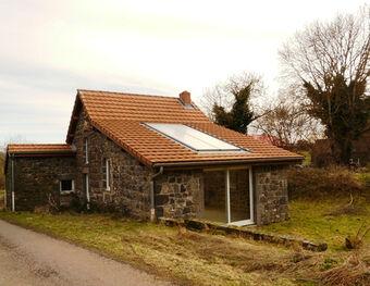 Vente Maison 4 pièces Bromont-Lamothe (63230) - photo
