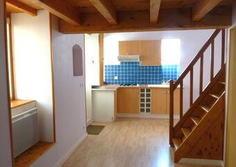 Location Maison 2 pièces 42m² Mezel (63115) - photo